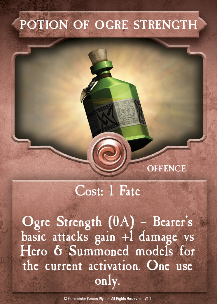 Ogre Strength
