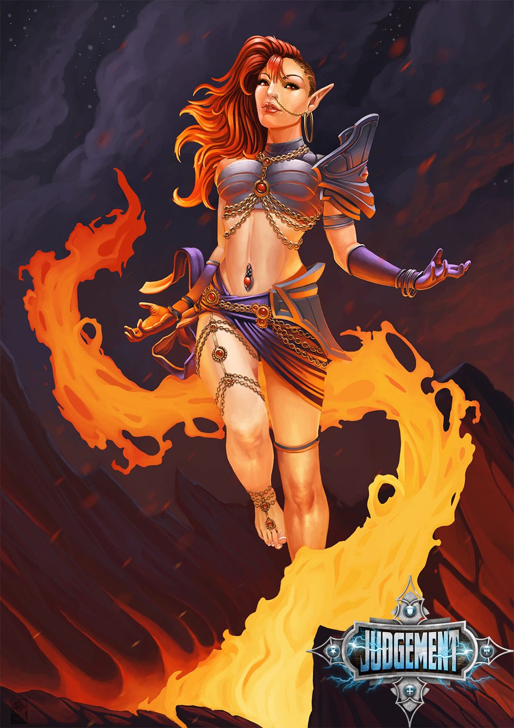 Istariel, Mistress of the Flame