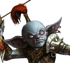 Itchynads, Goblin Hunter