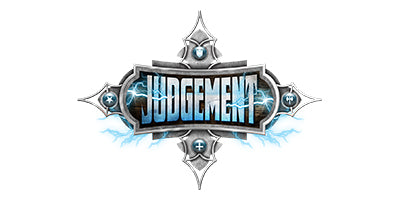 Judgement is a table-top miniatures game inspired by the classic MOBA. Heroes with unique powers, magical artefacts, neutral monsters, character levels and more.