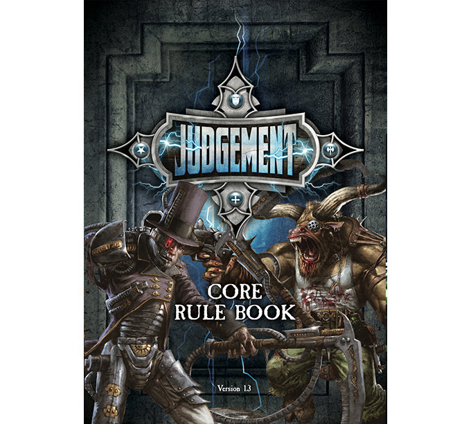 Judgement Core Rulebook Version 1.3