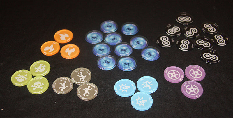 Core Token Set (Plastic)