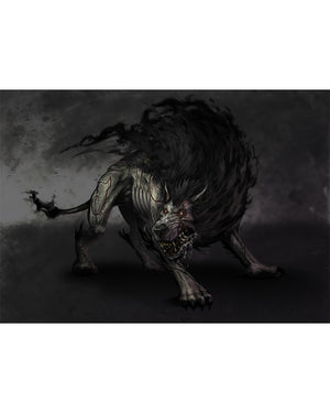 Gloom - Shadow Hound (Monster)