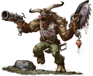 Kogan - Minotaur Warrior (Aggressor)