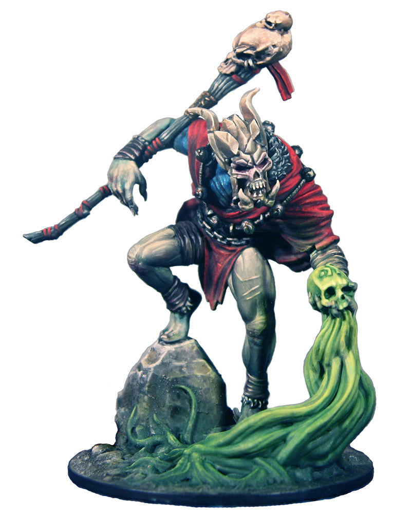 Kruul - Orc Witch Doctor (Soulgazer)