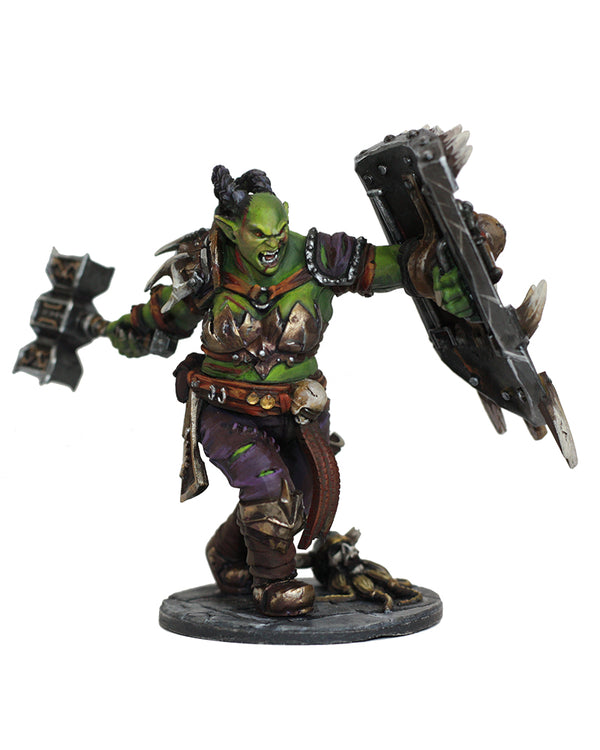 Sharn - Orc Guardian (Defender)