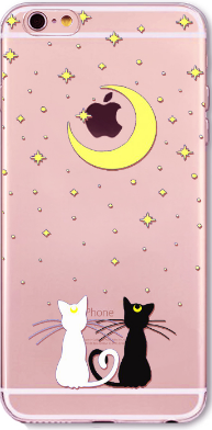 Transparent Cat iPhone Cover [Models 4/4S, 5C, 5/5S/SE, 6/6S, 6 Plus] - Promotional Giveaway
