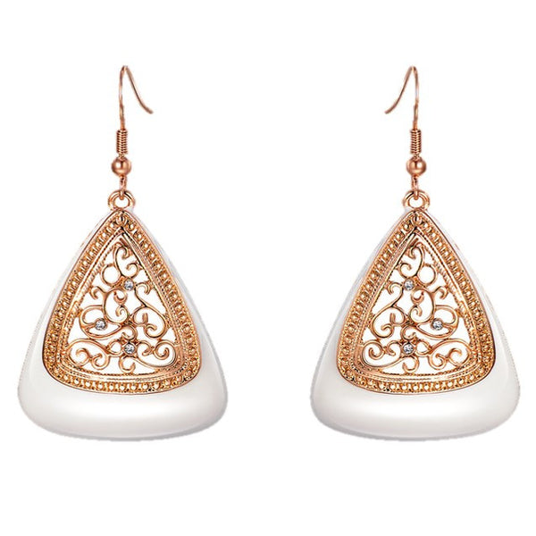 Egyptian Design Earrings
