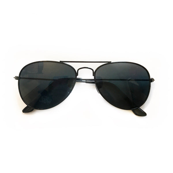 Black on Black Aviators **RTS