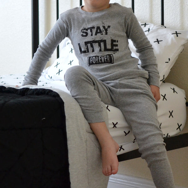 Stay Little Pajama set