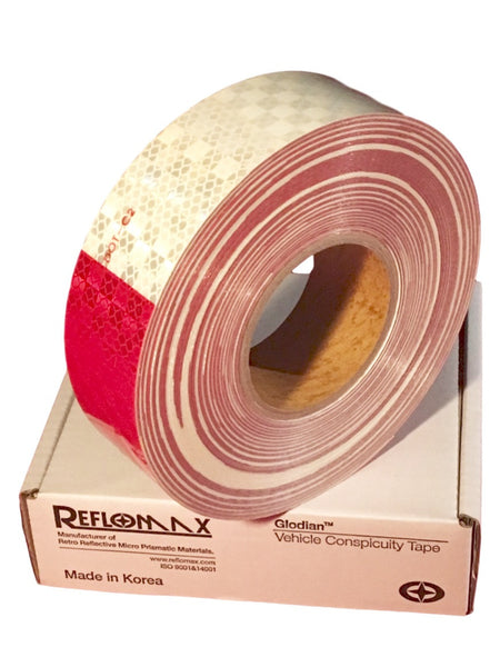 Heat-Sealed DOT-C2 Glodian Conspicuity Tape