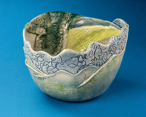 The Story Bowl by Emilie Parker