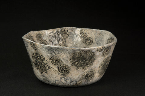 The Starry Starry Night Bowl by Emilie Parker