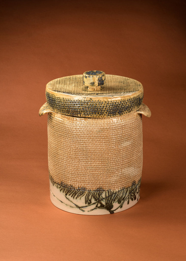 Mokoli'i's Hat Oversized Canister - the legend of Chinaman's Hat - 52RHODA