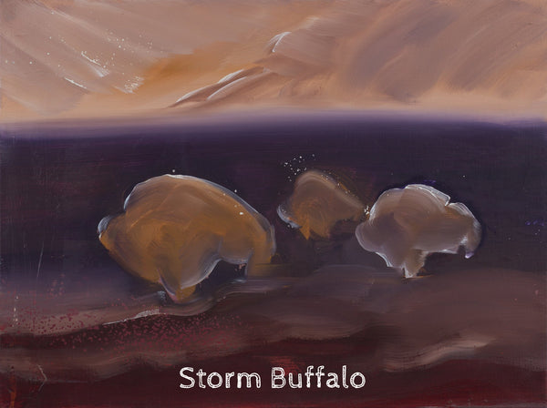 Storm Buffalo - Where the buffalo roam - 52RHODA