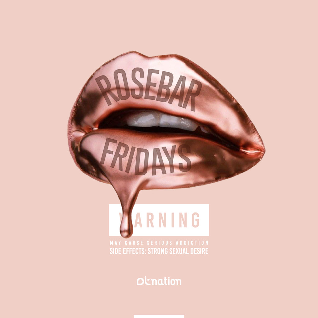 Rosebar Fridays Marketing Content