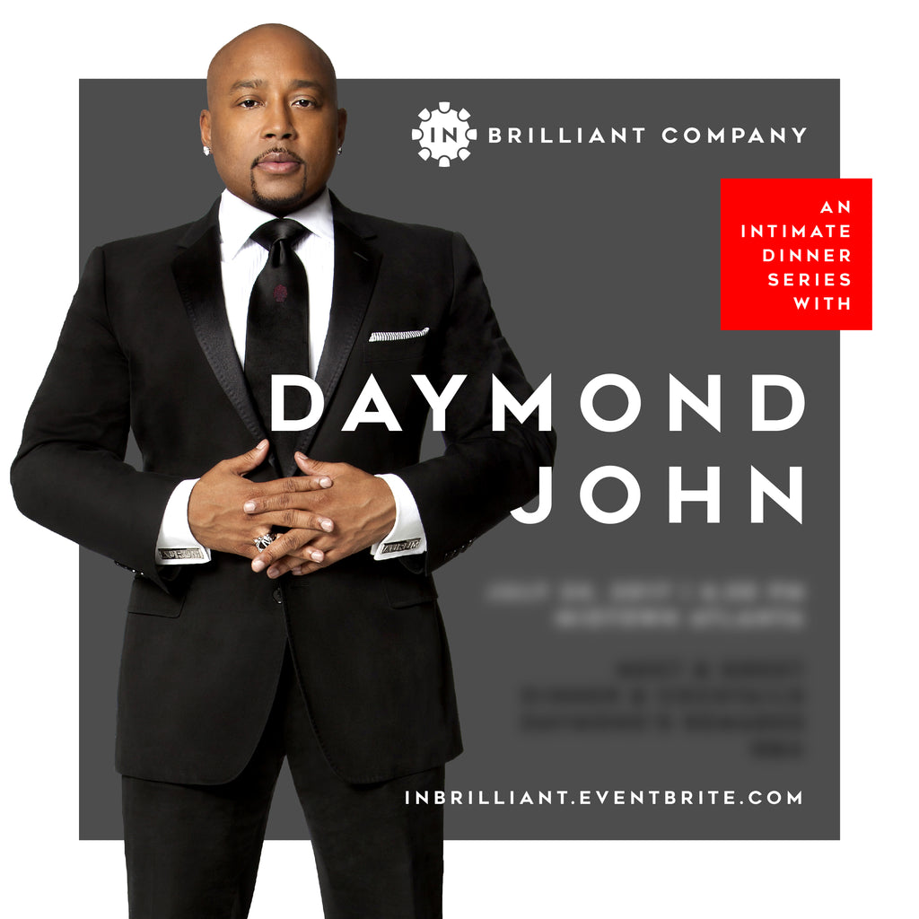 Daymond John Dinner Invitation