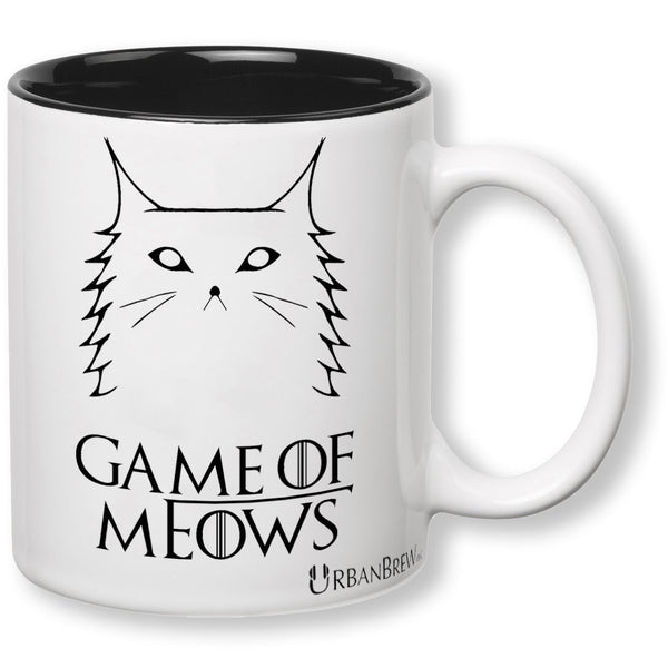 "Urbe The DIRECAT - ""GAME OF MEOWS"""