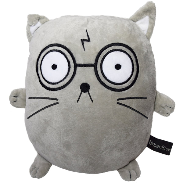Urbe The Wizard Cat HP Plush Toy 9-inch