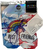 Best Friends Ankle Socks-Quarantine Gift!