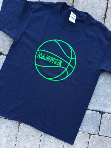 Basketball Camp T-shirt