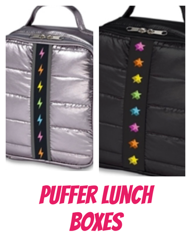 Puffer Insulated Lunch Box