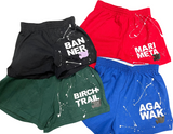 ADULT SIZE Camp Shorts