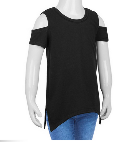 Design Your Own Cold Shoulder Tshirt