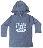 Lutz Youth Long Sleeve Cotton Hoodie