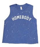 Quarantine Collection-Homebody Muscle Tee