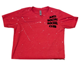 Quarantine Collection-Anti Social Social Club Cropped Tee
