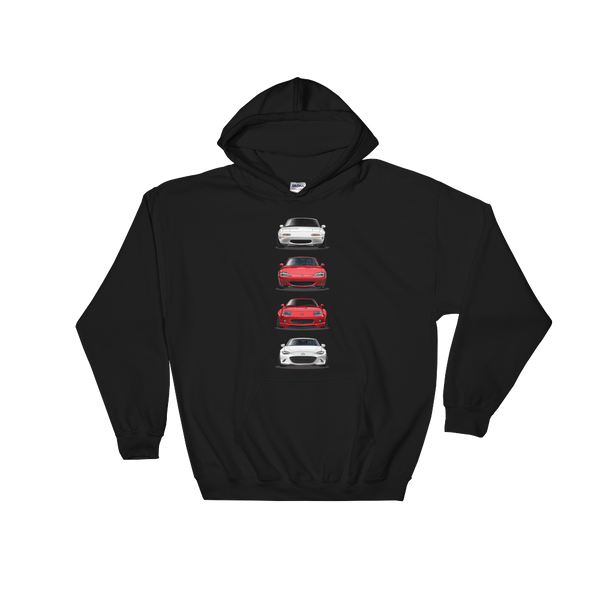 All the Smiles Hoodie Men's/Women's