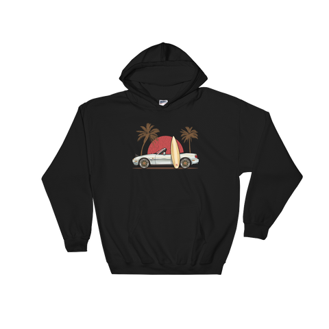 Topless at the Beach Hoodie Men's/Women's