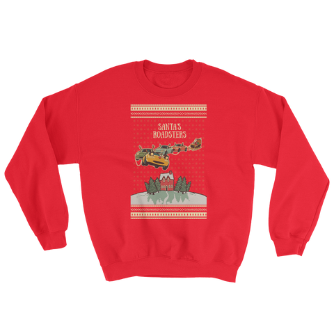 3rd Annual Santa's Roadsters Sweater Men's/Women's