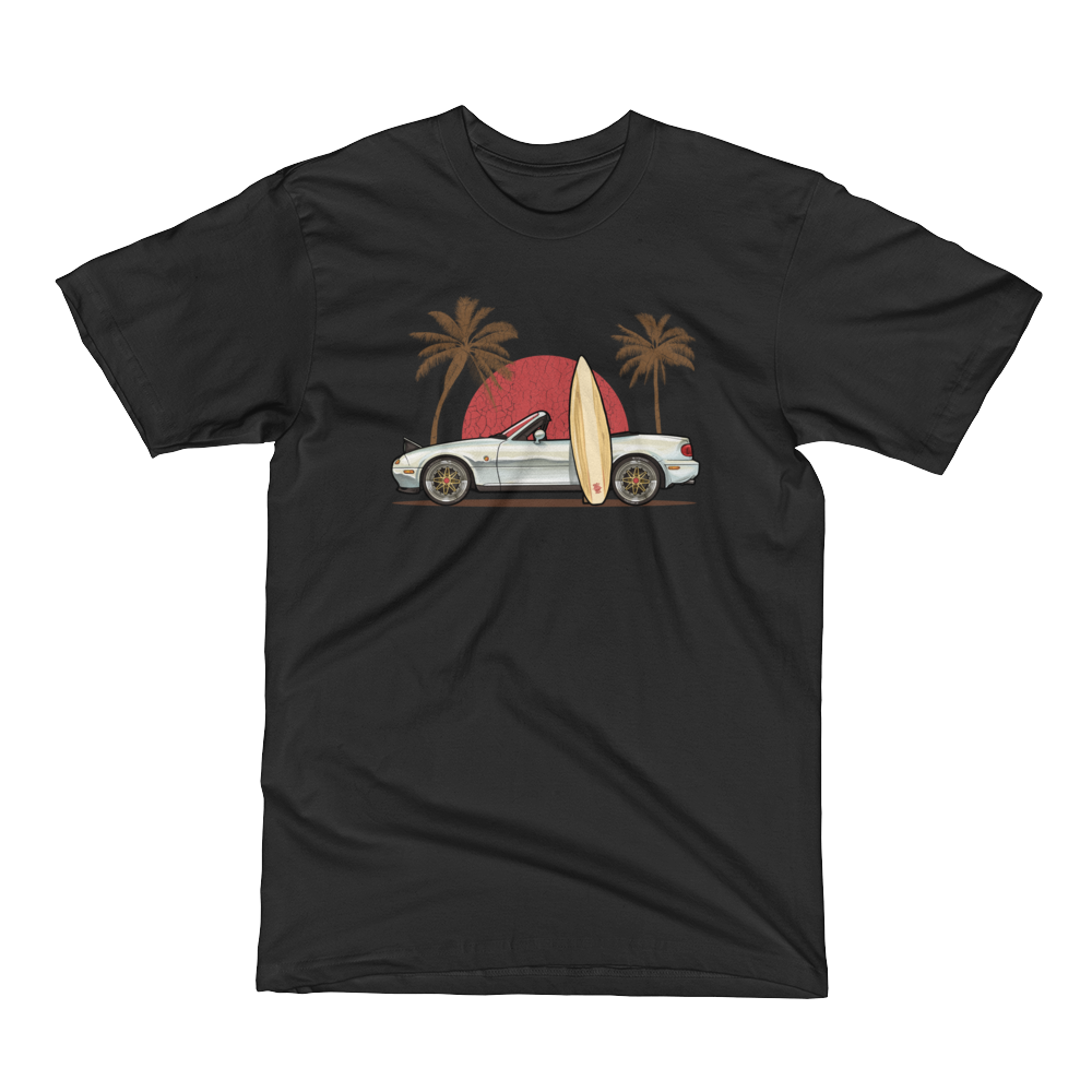 Topless at the Beach Tee Men's