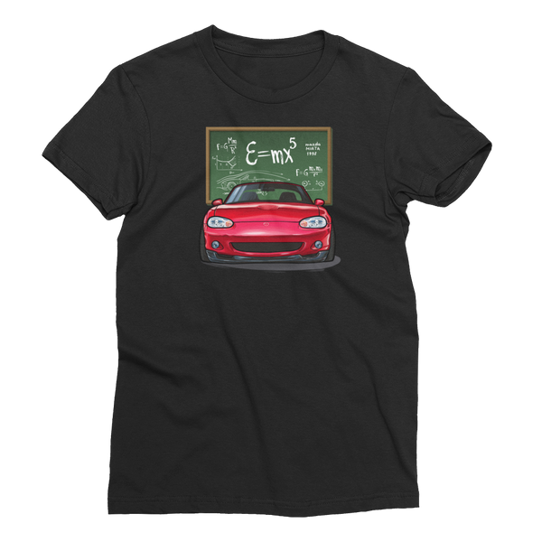 E=mx5 NB Tee Women's