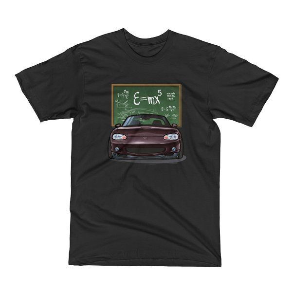 E=mx5 NB Tee Men's