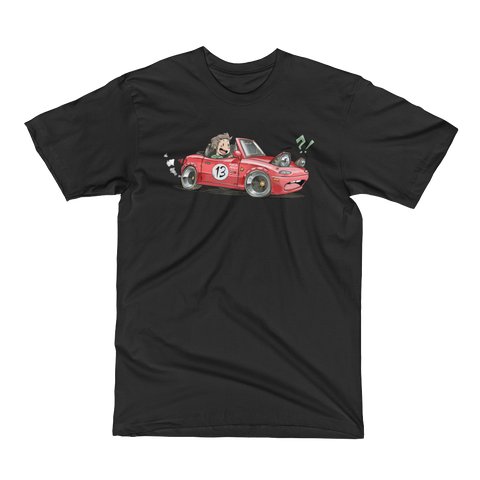 Anime Roadster Tee Men's