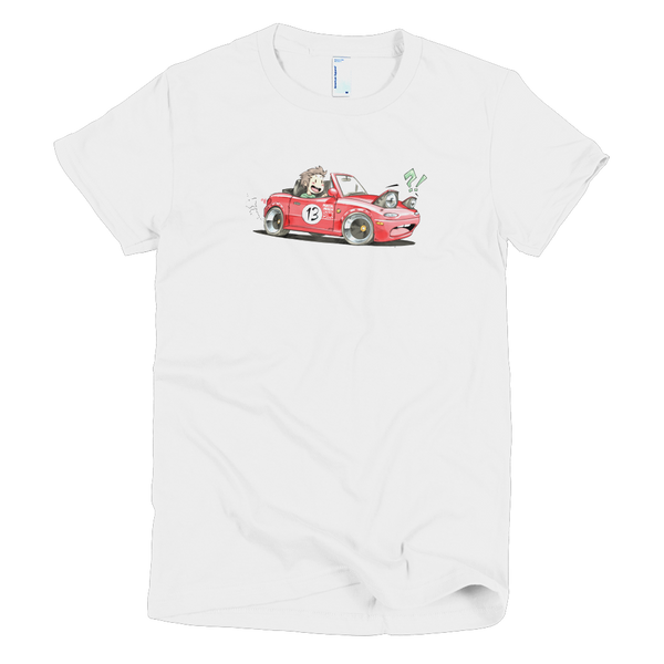 Anime Roadster Tee Women's