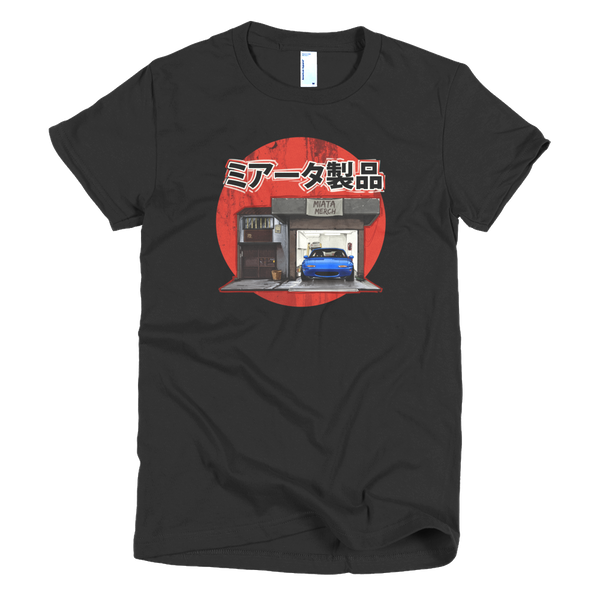 Japanese Garage NA Tee Women's