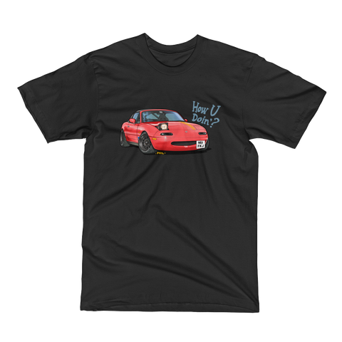 Car Throttle Phil Tee Men's