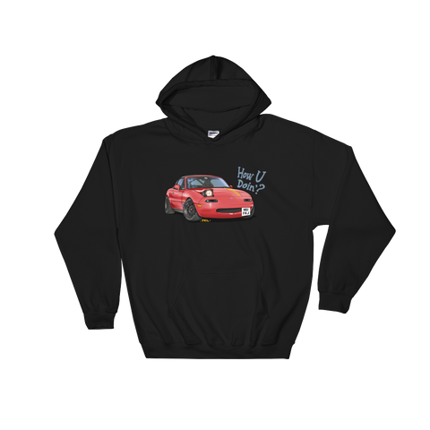 Car Throttle Phil Hoodie Men's/Women's