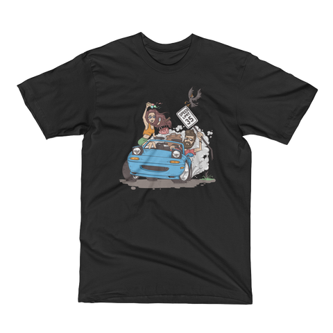 Traveling Sideways NA Tee Men's