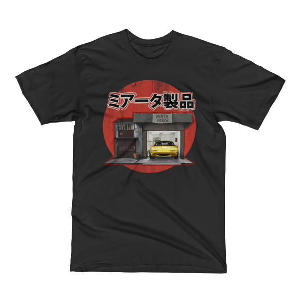 Japanese Garage NA Tee Men's