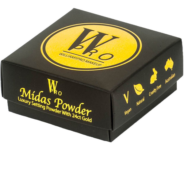 Midas Powder - 24ct Gold Luxury Setting Powder