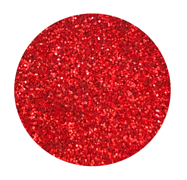 Bioglitter blend - Red Lip Sparkle