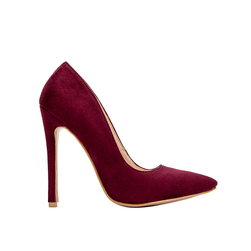Pumps, Slay shallow pointed toe heels