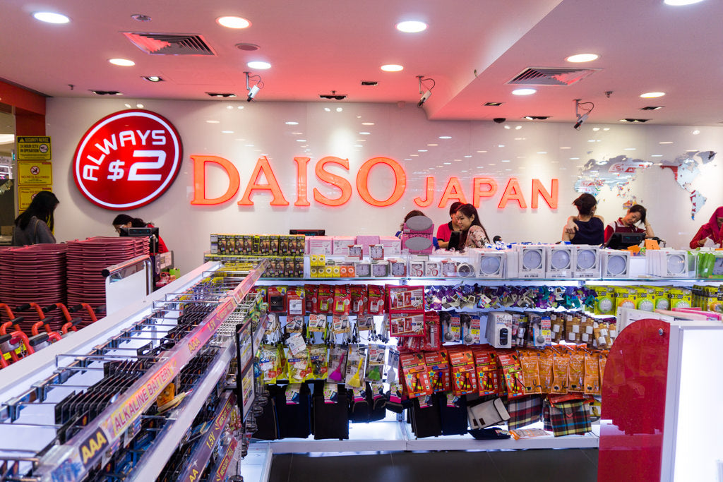 Daiso – All Over Singapore/World Craft Shop