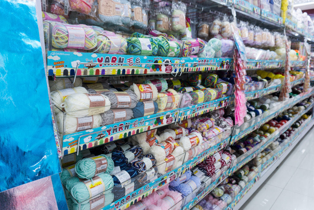 Tiny Rabbit Hole - Singapore Crochet Amigurumi Knitting Yarn Shop orchard changi chinatown imm jurong simei marine parade sembarang stadium tampines vivocity punggol daiso directory best workshop course class