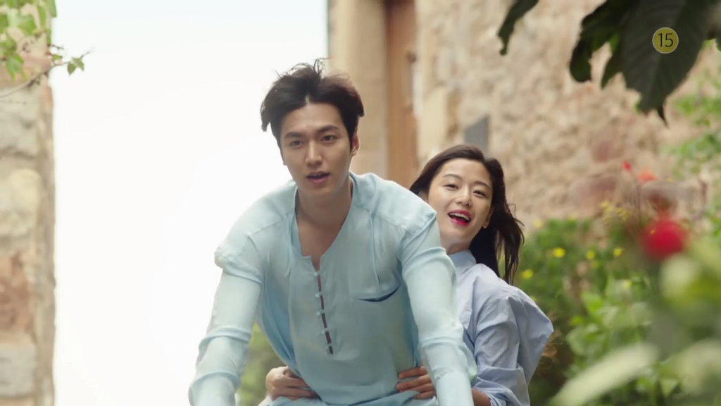 legend of the blue sea heo jun jae jeon ji hyun kdrama mermaid pink octopus